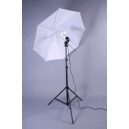 Комплект W803/E27/36W/210W/220в 5500к/Зонт просветный 90см