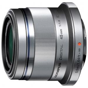 Olympus  45 f/1.8 msc
