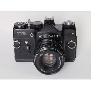 """камера Зенит-TTL, в комплекте с  объективом """"Гелиос-44М-4"""""""
