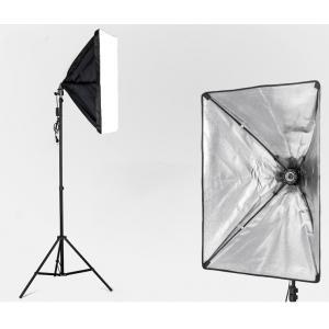 Комплект освещения Софт-бокс 50х70 см