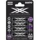 Аккумуляторы Sanyo XX Eneloop HR-3UWXA 1.2V Min 2400 mAh